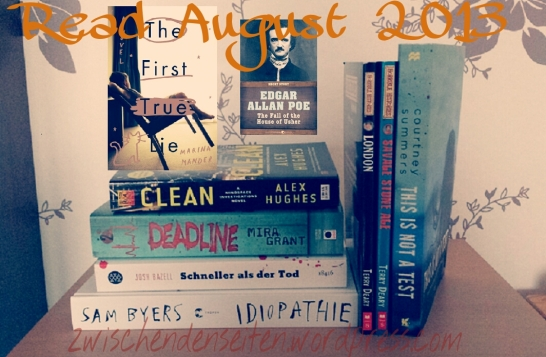 read in august