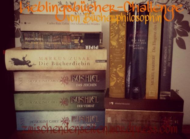 lieblingsbücher leseliste
